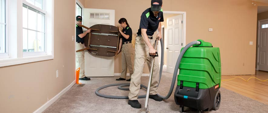 Coquitlam, BC residential restoration cleaning